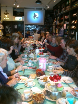 Herschaalde kopie van 150315 High Tea met Monique de Heij 1